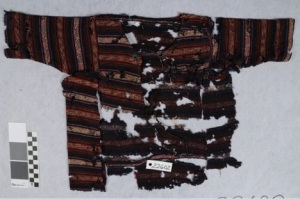 Child's garment, KM 22602.