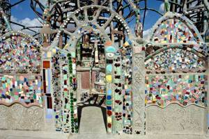 View of the Watts Towers. Photo from the Watts Towers webpage.