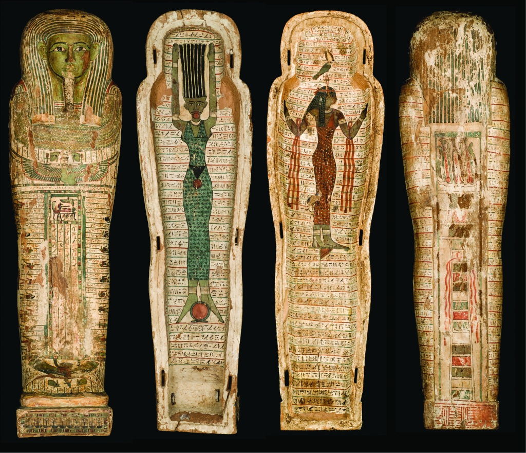 Djehutymose coffin
