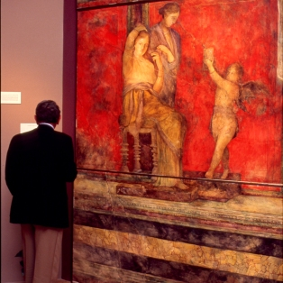Image from 2000 Villa of the Mysteries exhibition