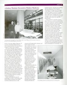 Kelsey Museum Newsletter Spring 2002, p. 6
