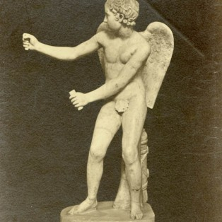 Statue of Cupid.