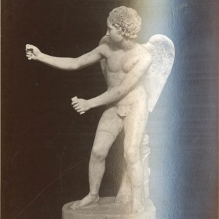 Statue of Cupid.
