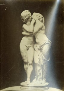 Statue of Cupid and Psyche